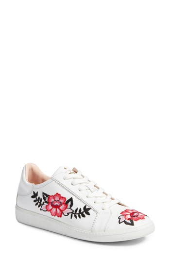 Kate Spade New York Everhart Sneaker- White