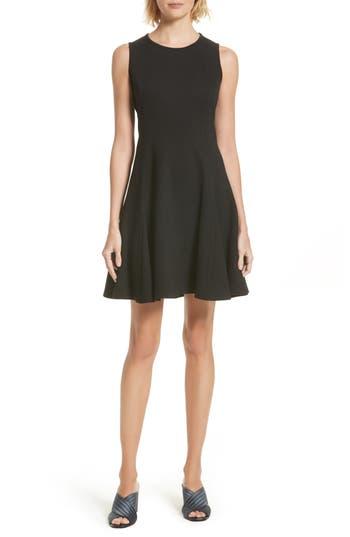 Kate Spade New York Ponte Fit & Flare Dress