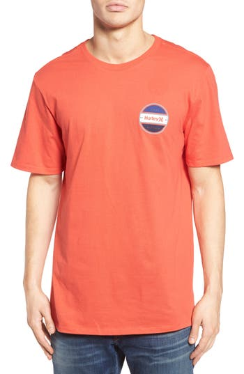 Hurley Rolled Graphic T-Shirt
