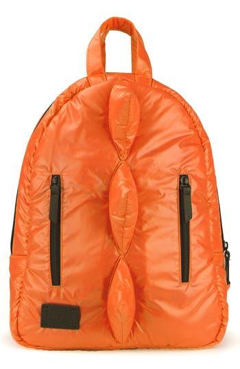Infant 7 A.m. Enfant Dino Water Repellent Mini Backpack - Orange