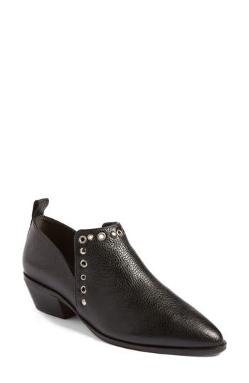 Rebecca Minkoff Annette Ankle Boot, Black