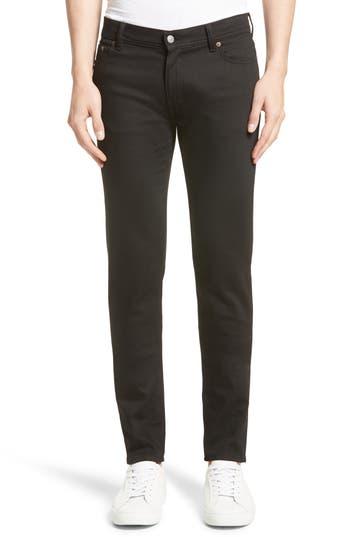 Acne Studios North Skinny Jeans, Black