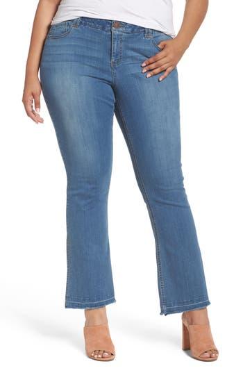 Ab-Solution Split Release Hem Jeans