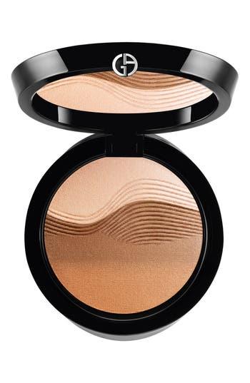 Giorgio Armani Life Is A Cruise Sunrise Bronzing Face Palette - No Color