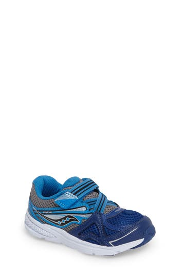 Toddler Boys Saucony Ride Sneaker Size 11 W  Blue