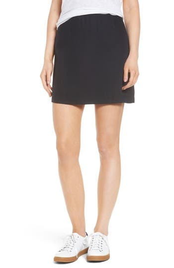 Treasure & Bond A-Line Miniskirt