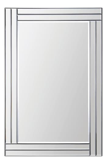 Renwil Baton Rouge Mirror, Size One Size - White