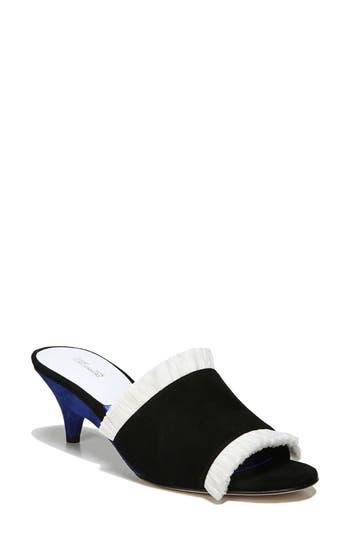 Diane Von Furstenberg Gimli Kitten Heel Sandal