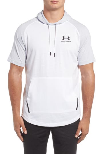 Under Armour Sportstyle Hoodie, White
