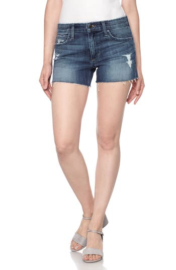 Ozzie Cutoff Denim Shorts