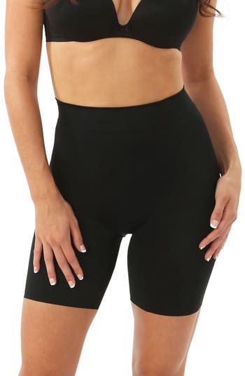 Women's Belly Bandit 'Mother Tucker - Shortie' High Waist Compression Shorts at NORDSTROM.com