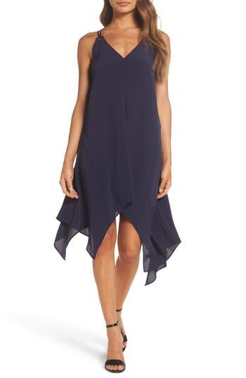 Adelyn Rae Georgina Shift Dress, Blue
