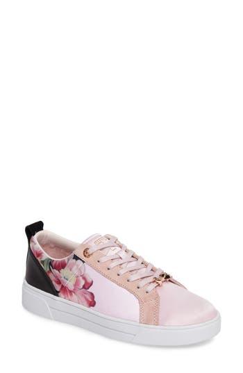 Ted Baker London Fushar Sneaker, Pink