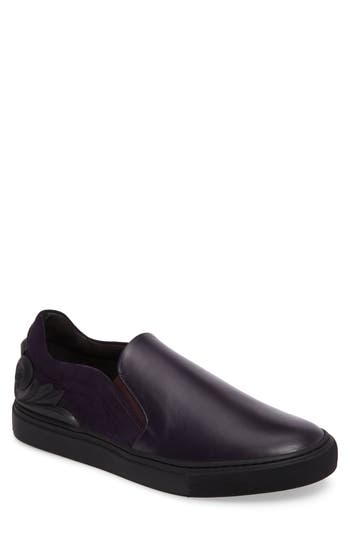 VERSACE COLLECTION BAROQUE SLIP-ON