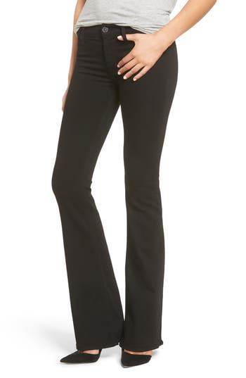 Hudson Jeans Drew Bootcut Jeans, Black