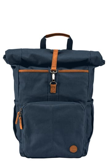 Men's Timberland Walnut Hill Rolltop Backpack - Grey