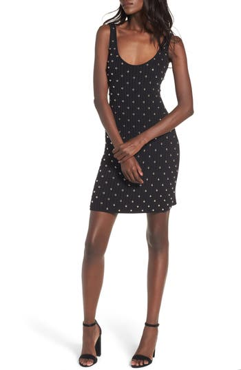 Nbd Willow Body-Con Dress, Black