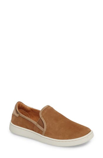 Ugg Cas Slip-On Sneaker, Brown