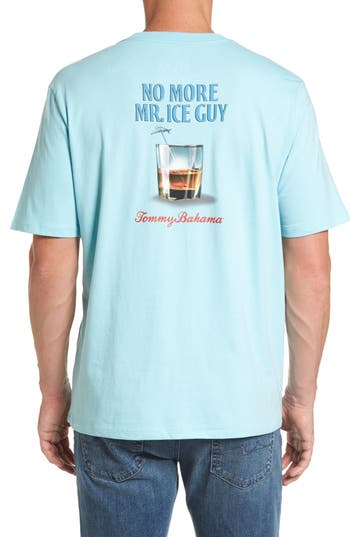Tommy Bahama Mr. Ice Guy Graphic T-Shirt, Blue
