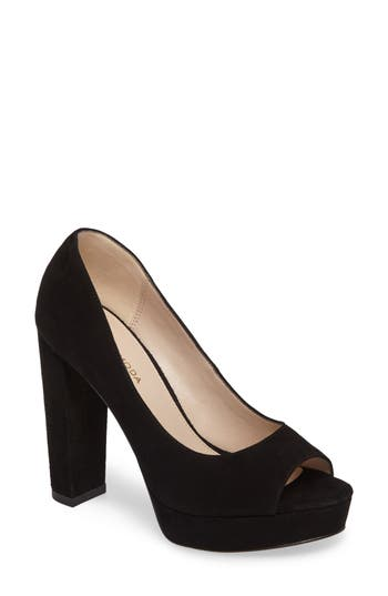 Pelle Moda Paris 2 Pump, Black