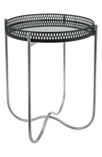Eightmood Deco Side Table, Size One Size - Metallic