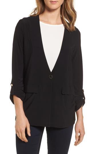 Women's Chaus Roll Sleeve Jacket