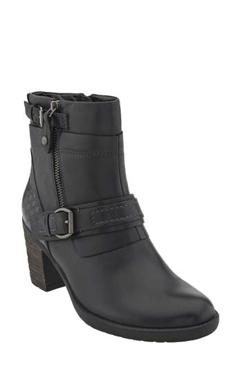 Earth Montana Bootie- Black