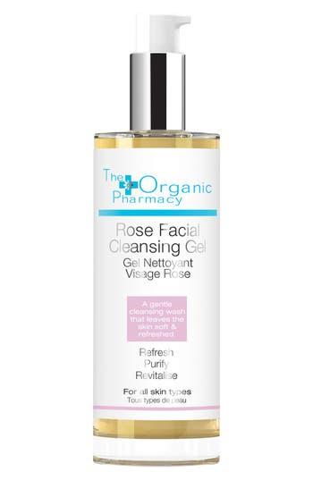 The Organic Pharmacy Rose Facial Cleansing Gel