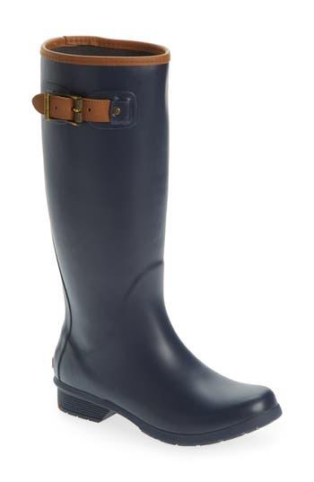 Chooka City Tall Rain Boot, Blue
