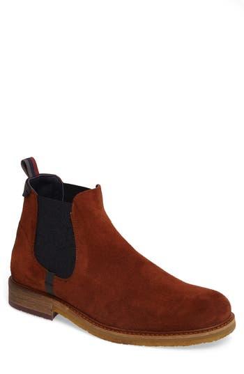 Ted Baker London Bronzo Chelsea Boot, Brown