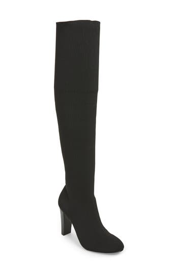 Charles By Charles David Simone Over The Knee Boot, Black
