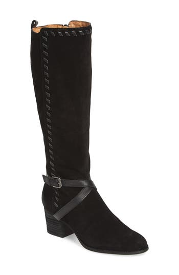Corso Como Hoffman Knee High Boot, Black