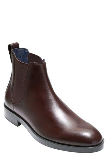 Cole Haan Dumont Grand Chelsea Boot, Brown