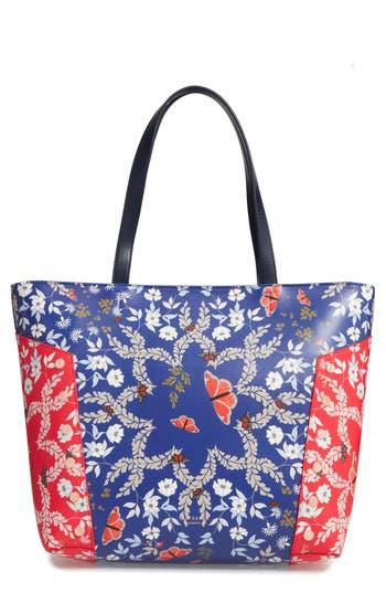 Ted Baker London Garrya - Kyoto Gardens Faux Leather Shopper -