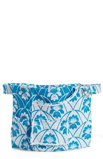 Richard Malone Floral Work Bag -