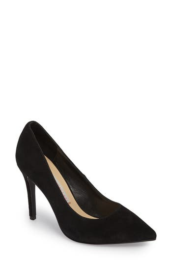 Kristin Cavallari Gisele Pointy Toe Pump- Black