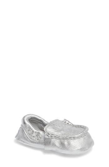 Girl's Ugg Sivia Metallic Loafer