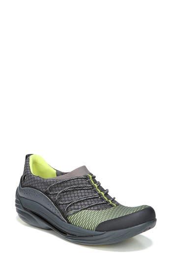 Bzees Pisces Slip-On Sneaker, Grey
