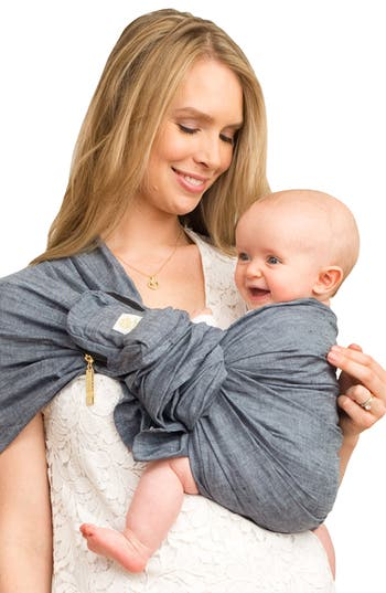 Infant Lillebaby Ring Sling Size One Size  Grey