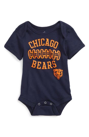 Infant Nfl Logo Chicago Bears FanAtic Football Bodysuit