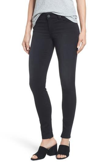 Kut From The Kloth Mia Toothpick Jeans, Black