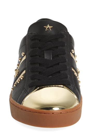 Michael Michael Kors Frankie Sneaker- Black