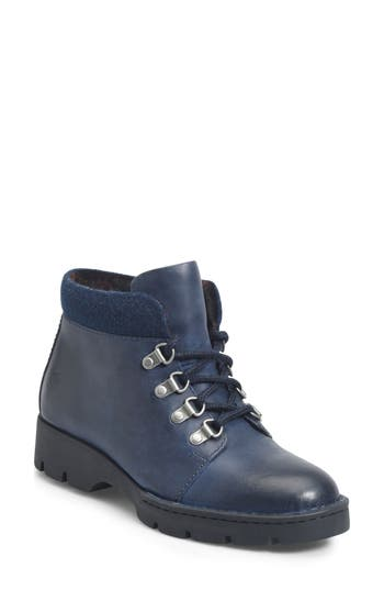 B?rn Soprics Lace-Up Bootie, Blue