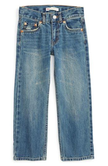 Boys Levis 514(TM) Straight Leg Jeans