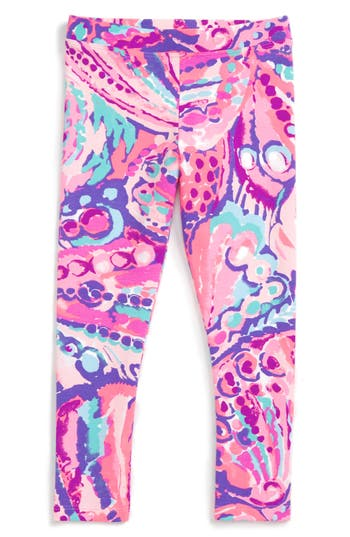 Girls Lilly Pulitzer Maia Leggings
