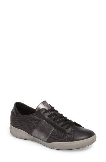Josef Seibel Sina 27 Sneaker, Black