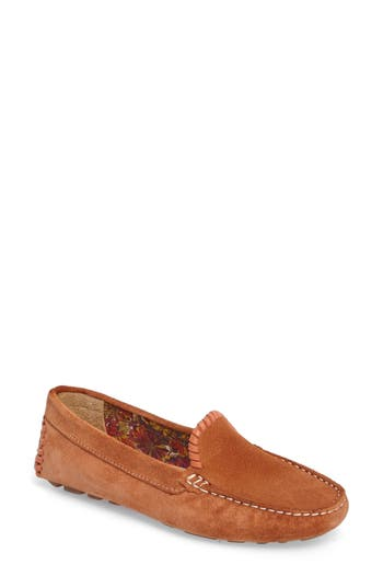 Jack Rogers Taylor Driving Loafer, Orange