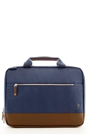 Vessel Refined Briefcase - Blue