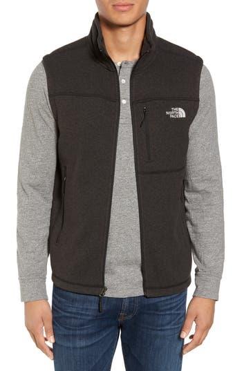 Men's The North Face Gordon Lyons Zip Fleece Vest