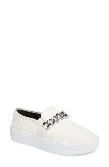 Rebecca Minkoff Nala Slip-On Sneaker- White